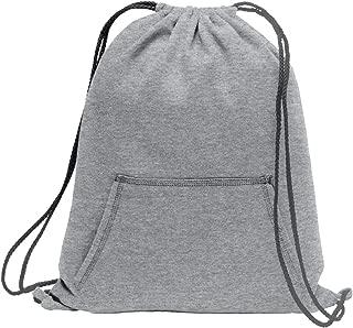 Port & Company Sweatshirt Cinch Pack BG614 Athletic Heather One Size