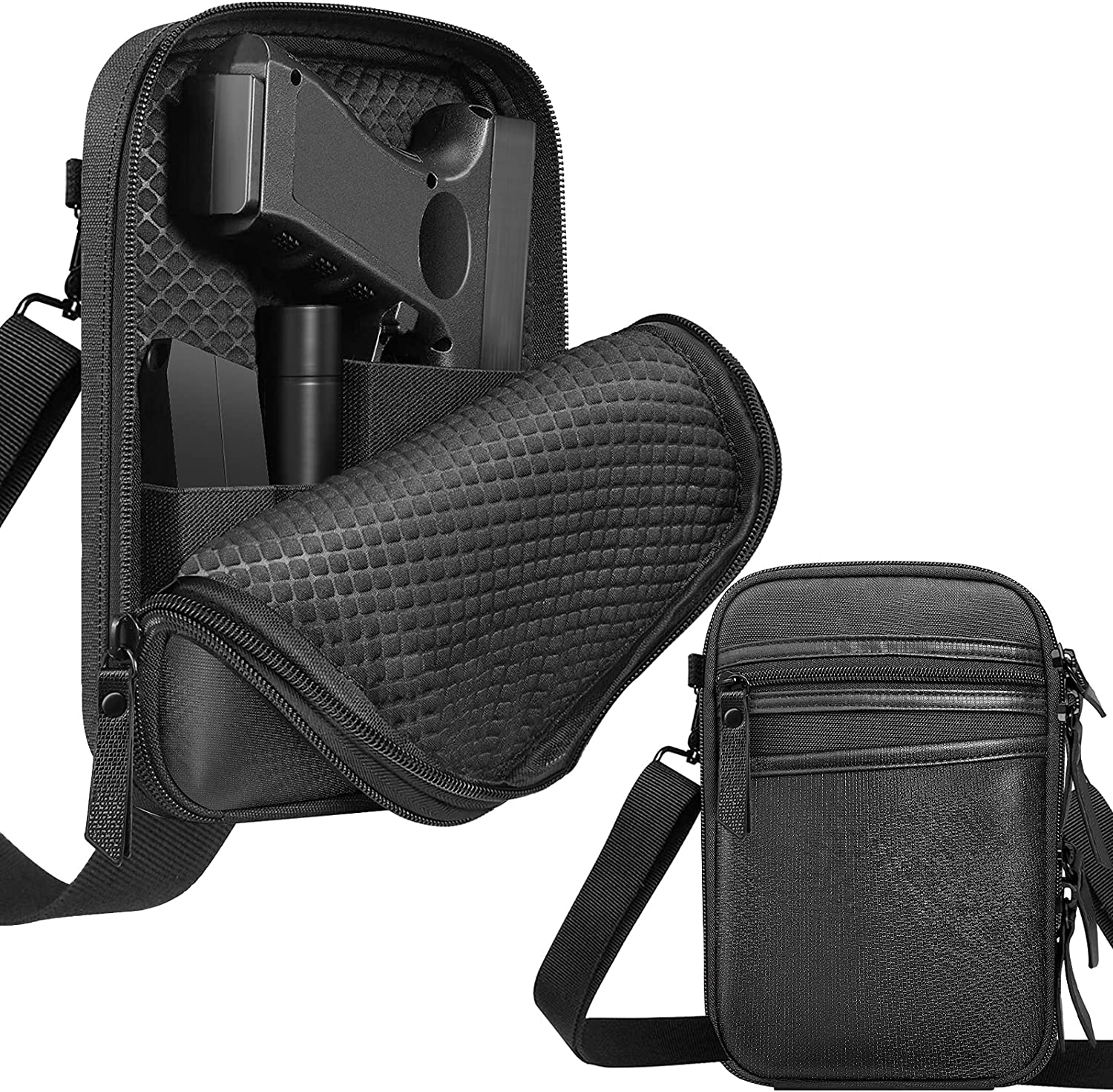 Quality inspection ZLiT Handguns Bag Concealed Pistol Direct sale of manufacturer Pouch Carry for