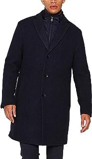 AidShunn Cappotti da Uomo Giubbotti Bomber da Giacca a Vento in Cotone con Colletto Dritto Capispalla Allaperto Primavera Autunno