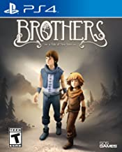 Brothers A Tale of Two Sons PlayStation 4 By 505 Games