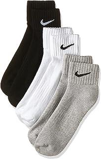 Nike Unisex Adult Cush Ankle- 3p Value Socks