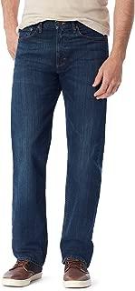 Authentics Men's Classic Relaxed Fit Flex Jean