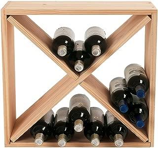 cube wine racks