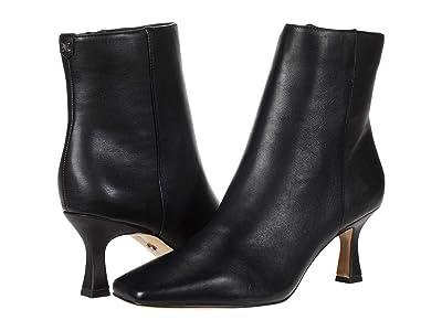 Sam Edelman Lizzo (Black Nappa Verona Leather) Women