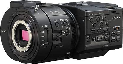 "Sony Sony NEXFS700U 4K Sensor High Speed FS Series Camcorder Body, 1920x1080/60p Video, 3.5"" LCD Screen with VF Attachment"