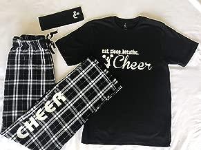 cheer pajama pants