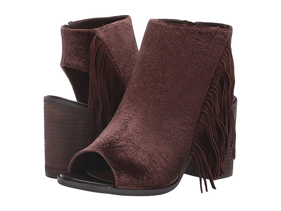 VOLATILE Jasika (Brown) High Heels
