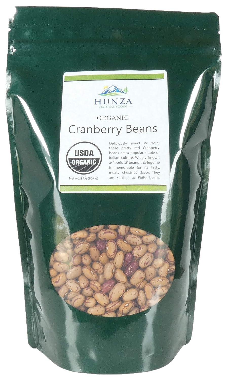 Hunza Organic Cranberry 2 Brand Cheap Sale Venue Beans lbs Ranking TOP16