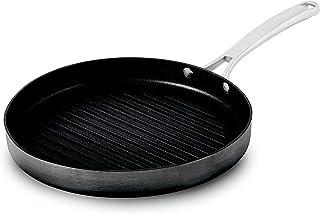"Calphalon 1943288 Classic Nonstick Round Grill Pan, 12"", Grey"