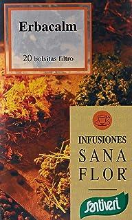 Santiveri Sanaflor Infusion Erbacalm 20 Bolsitas 200 g