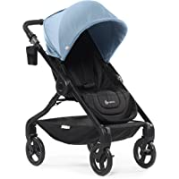 Ergobaby Travel System Ready 180 Reversible Stroller with One-Hand Fold (Misty Blue)