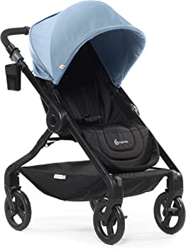 Ergobaby Travel System Ready 180 Reversible Stroller with One-Hand Fold