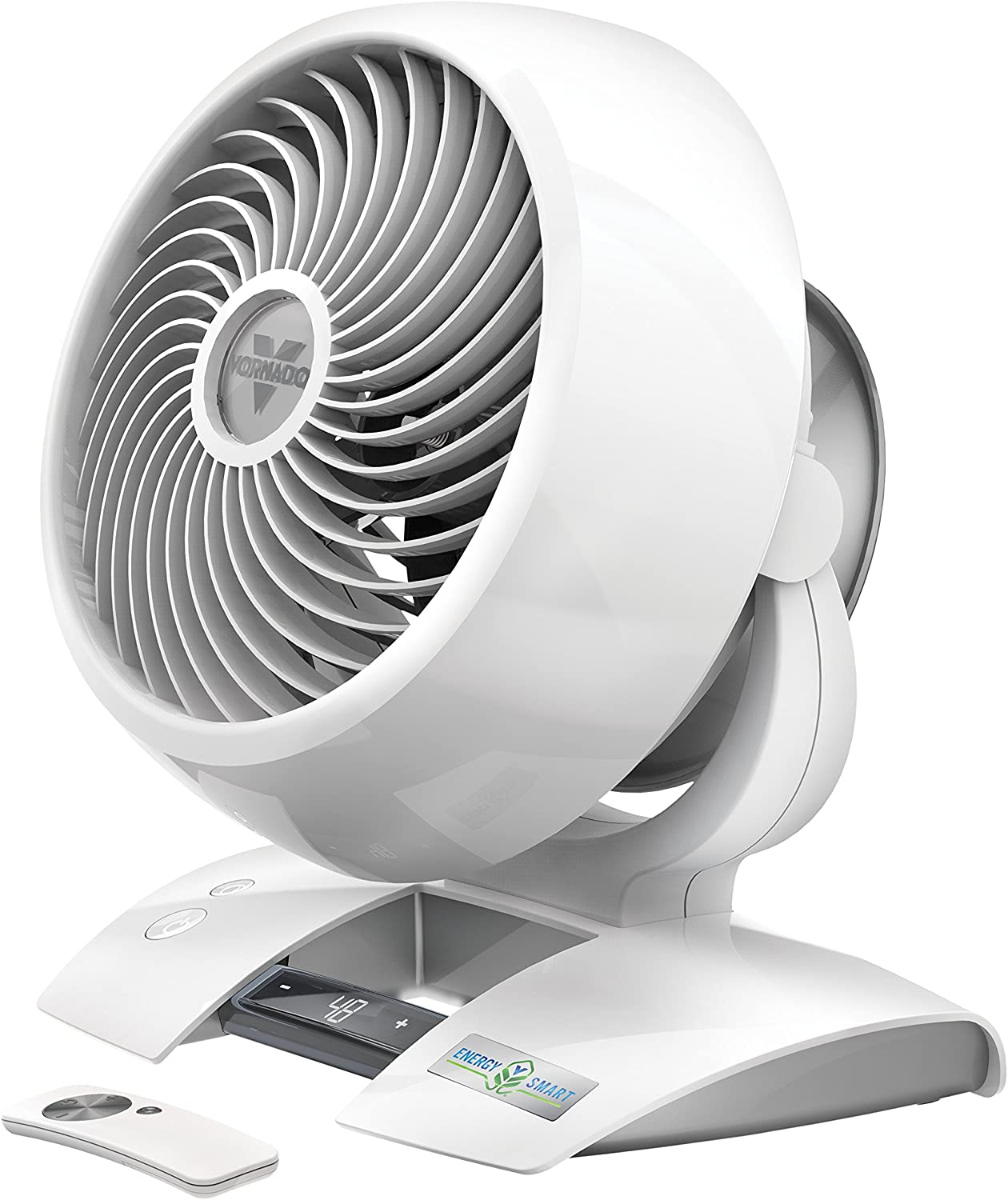 Vornado 5303DC Energy Smart Small Air Circulator Fan with Variable Speed Control