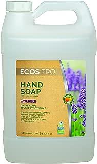 Earth Friendly Products Proline PL9665/04 Lavender Hand Soap, 1 gallon Bottles (Case of 4)