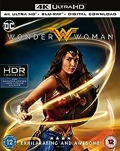 Wonder Woman [4K Ultra HD + Blu-ray]