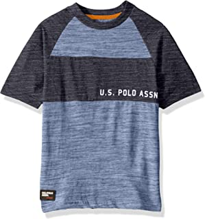 Boys' Short Sleeve Cut and Sew T-Shirt