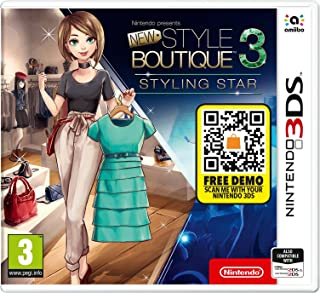 style boutique nintendo game