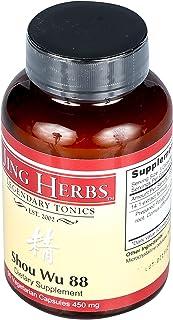 Jing Herbs Shou Wu 88 90 Capsules