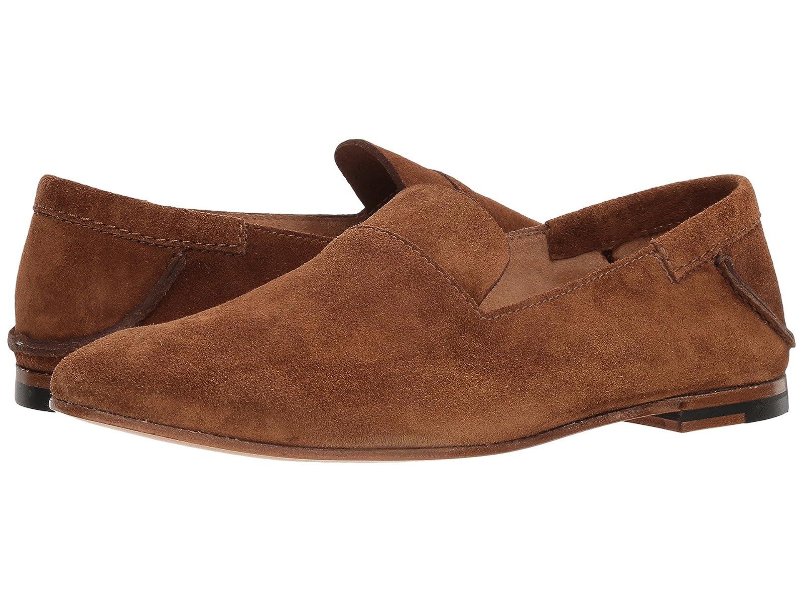 Paul Andrew Ellis Suede Slip-OnAtmospheric grades have affordable shoes