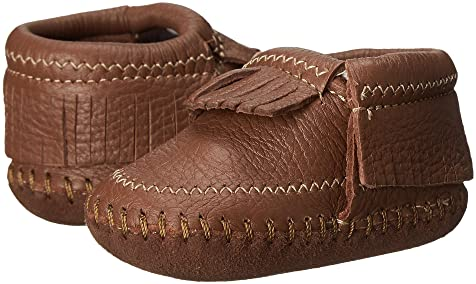 Minnetonka Kids Fringe Bootie Infant Toddler | Shipped Free at Zappos