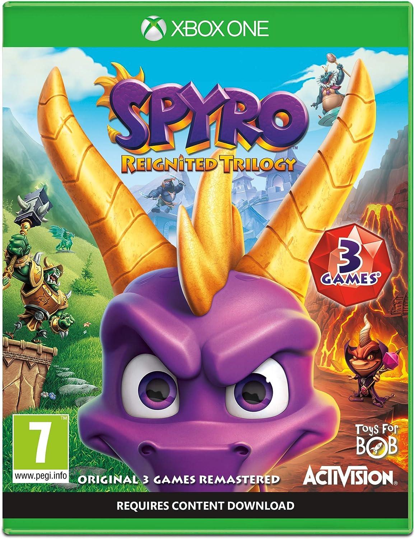 Spyro Trilogy Reignited - Xbox One [Importación inglesa]