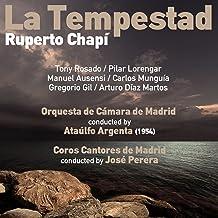La Tempestad: Acto I, Dúo de Roberto y Ángela [Clean]