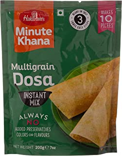 Haldirams Instant Mix Multi Grain Dosa, 200 gm