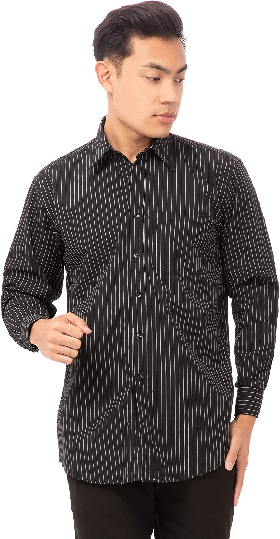 Chef Works Men's Basic Dress Shirt