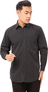Chef Works Men's Basic Dress Shirt