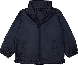 Yes Way Unisex Child Kids Windbreaker Jacket Super Lightweight Waterproof Breathable Windcheater Coat(6-16years)