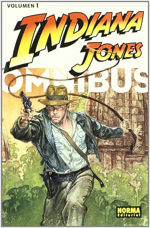 Indiana Jones Omnibus 1 (Spanish Edition)