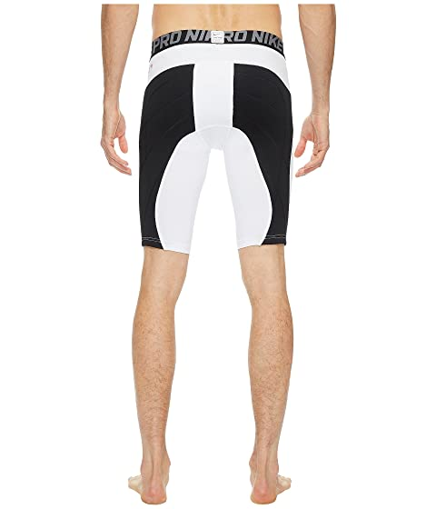 Nike Pro Heist Slider Baseball Short White/Black/Cool Grey Best Prices Sale Online With Paypal For Sale Discount In UK Clearance Low Shipping Fee wyCkS343m