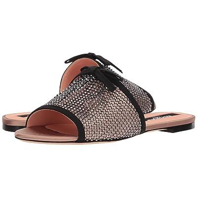 Rochas Flat Sandals (Light/Pastel Pink) Women