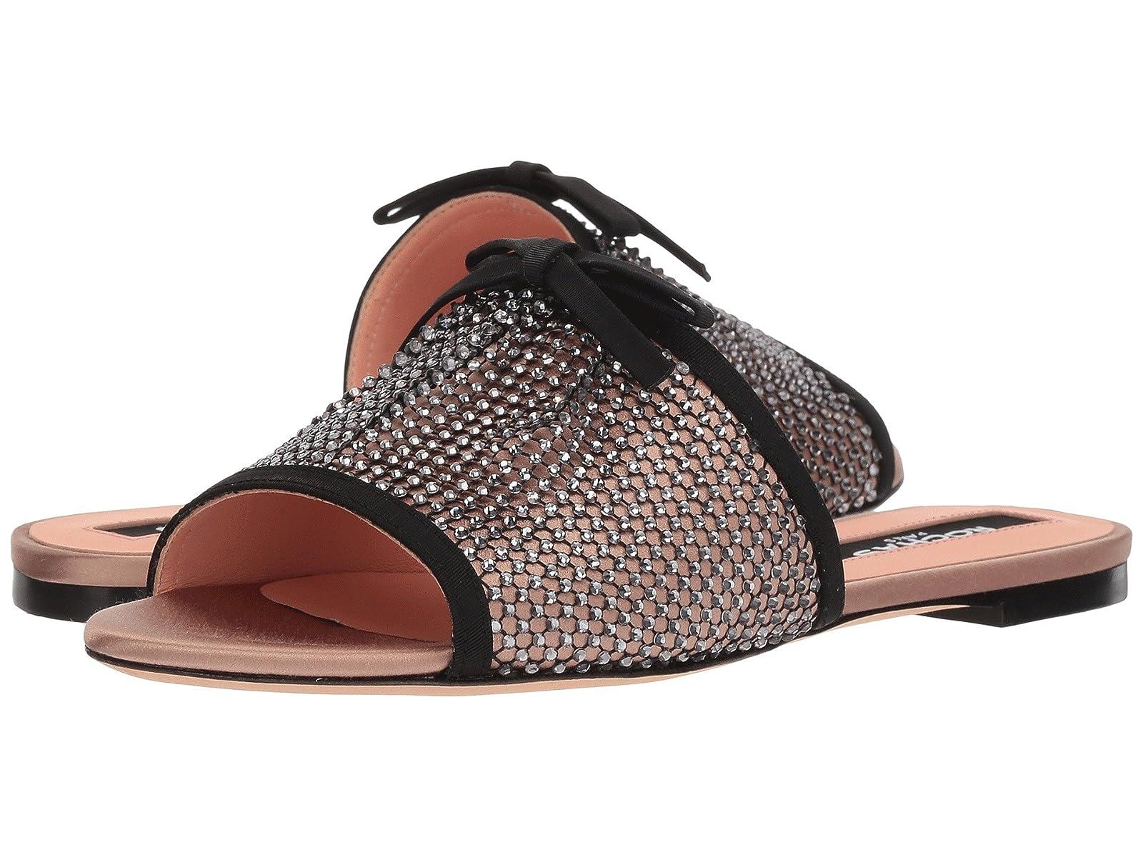 Rochas Flat SandalsAtmospheric grades have affordable shoes