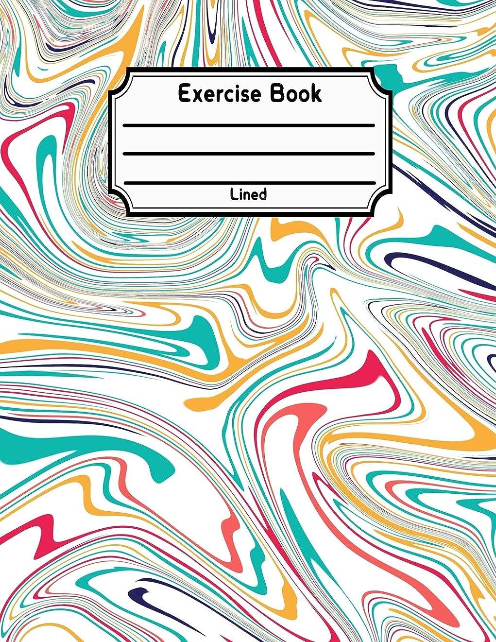 ウッズアクションショートExercise Book Lined: Back To School Notebook V41