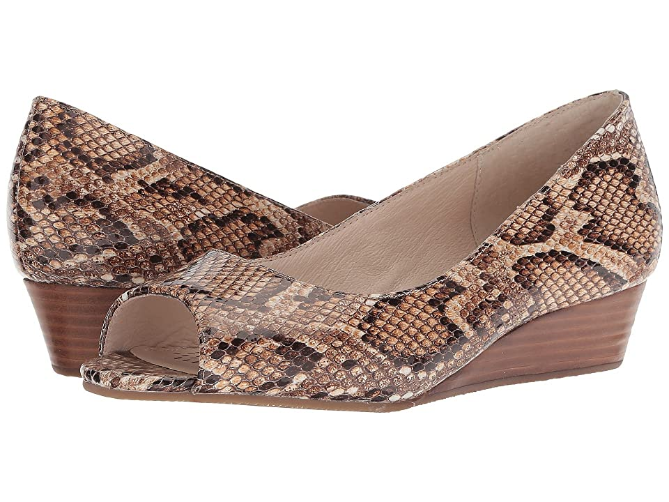 Sudini Willa (Brown Printed Leather) Women