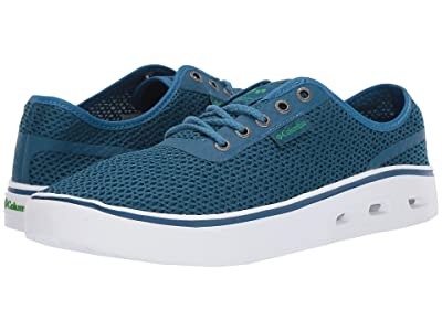 Columbia Spinnertm Vent (Phoenix Blue/Clean Green) Men
