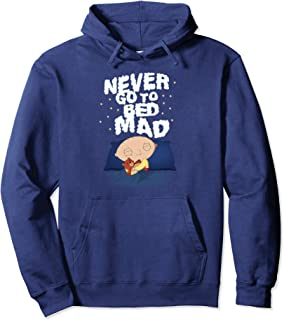 Family Guy Stewie Go To Bed Mad Pullover Hoodie Pullover Hoodie
