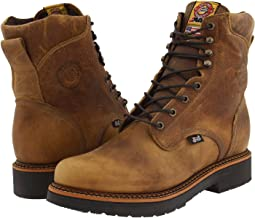 "Justin Blueprint 8"" Lace Up Work Boot"