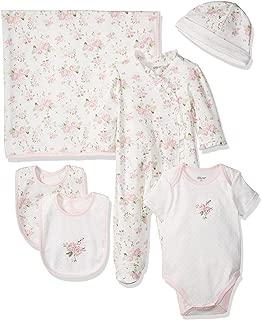 Baby Girls' Newborn Essentials Gift Set