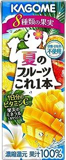 カゴメ 夏のフルーツこれ一本 ×24本