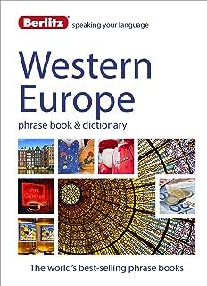 Berlitz Phrase Book & Dictionary Western Europe: Danish, Dutch, French, German, Greek, Italian, Norwegian, Portuguese, Spa...