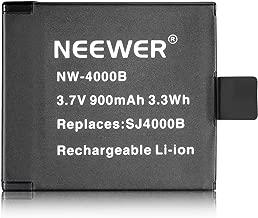 sj5000 sj6000 Bateria para QUMOX sjcam m10 3,7 voltios 900mah sj4000