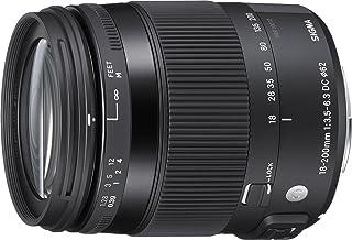 SIGMA 18-200mm F3.5-6.3 DC MACRO OS HSM | Contemporary C014 | Canon EF-Sマウント | APS-C/Super35