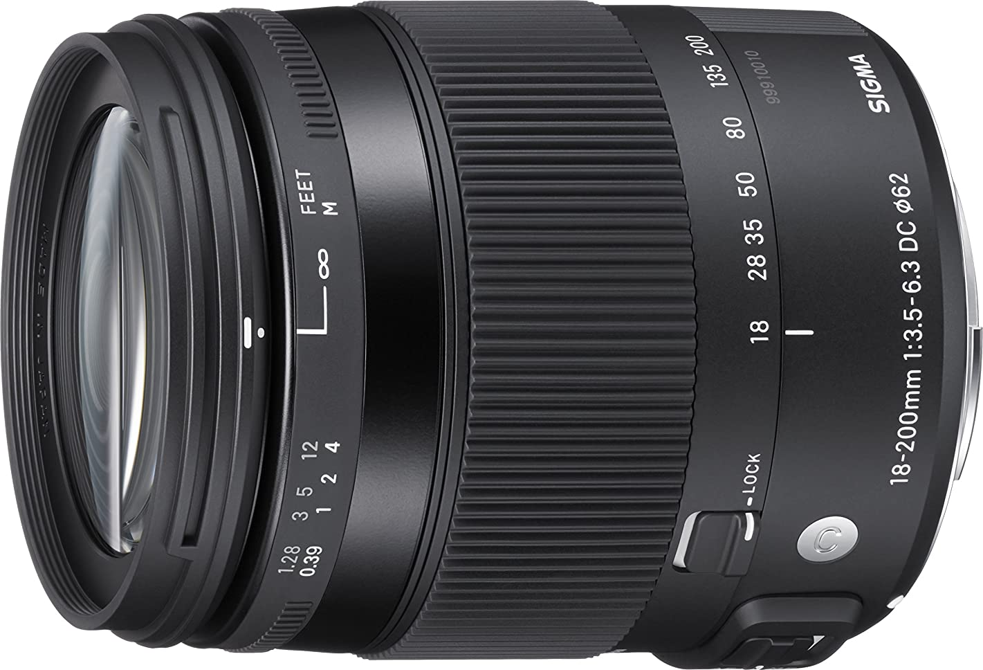 Sigma 18-200mm F3.5-6.3 Contemporary DC Macro OS HSM Lens for Sony A-Mount