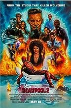 Deadpool 2 Movie 2018 Ryan Reynolds Josh Brolin Canvas Poster 12x18 24x36/'/'