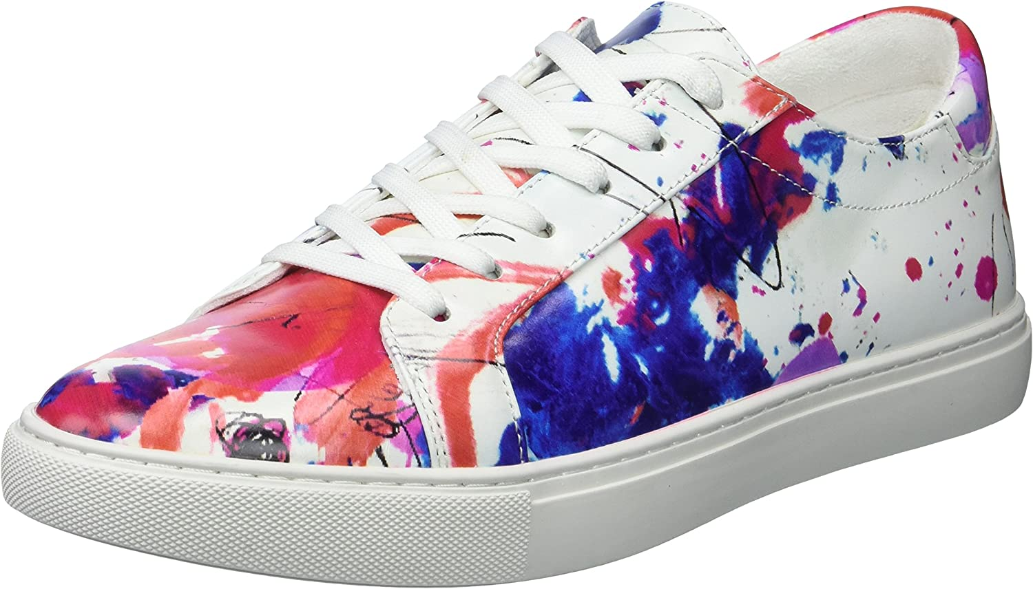 Kenneth Cole New York Womens Kam Techni-Cole Printed Lace-up Sneaker Sneaker