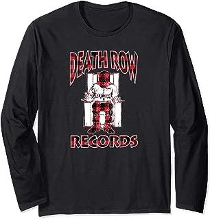Death Row Records Buffalo Logo Long Sleeve T-shirt