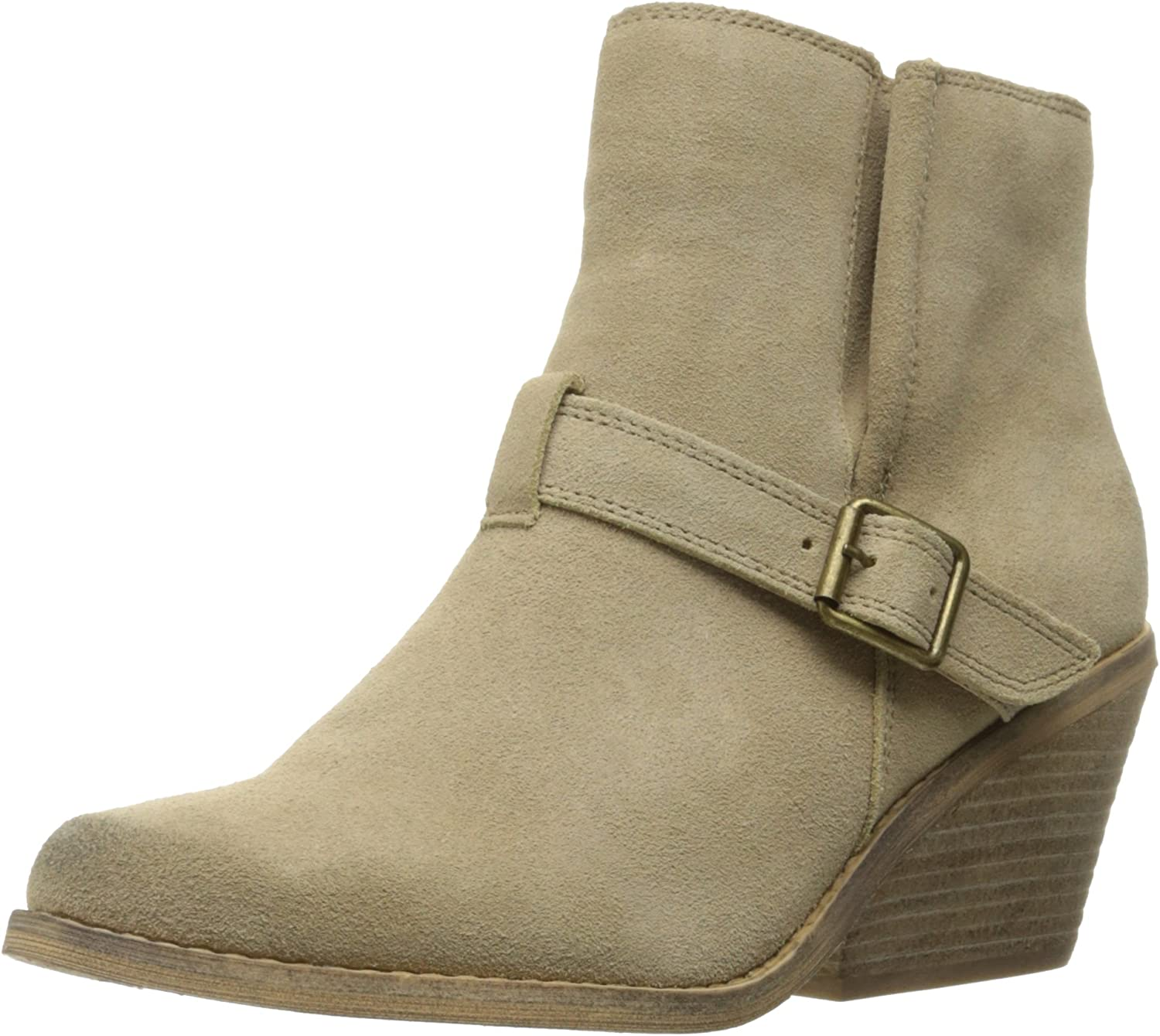 Very Volatile Womens Melina Ankle Bootie