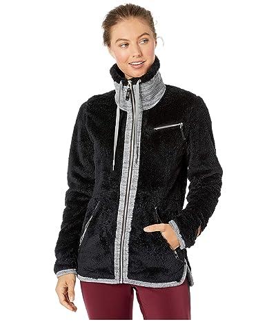Obermeyer Britt Fleece Jacket (Black) Women